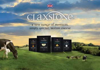 A premium selection of British Cheeses