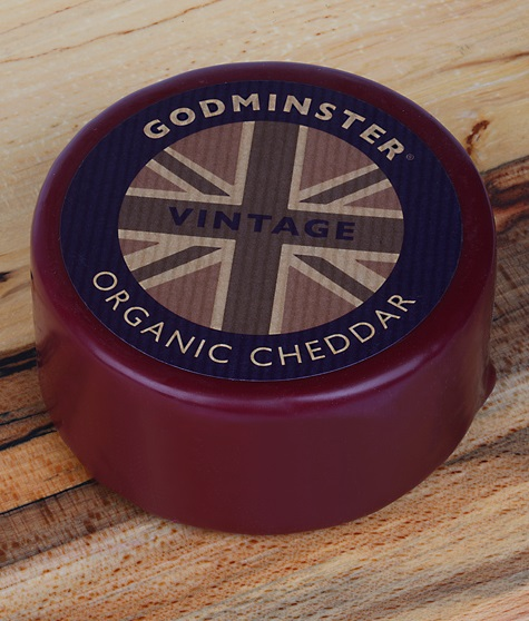 Godminster Cheddar Truckle
