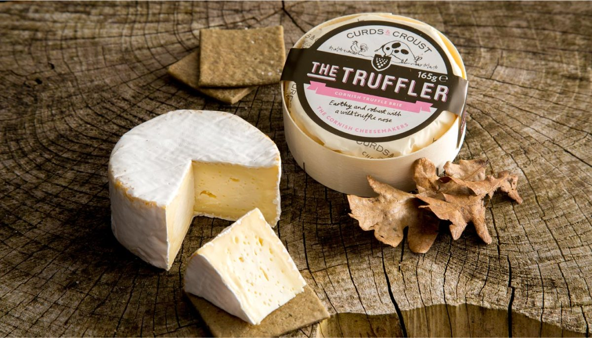 Rummaging for a fine soft cheese? You need to sniff out the Truffler